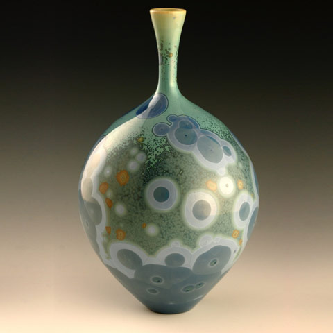 Ceramics &  Glass Art by Guild Members